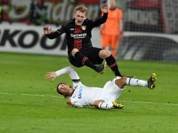 Aus für Leverkusen - Chelsea und Inter souverän
