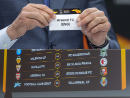 Arsenal-Fans sauer: UEFA dreht Europa-League-Paarung um
