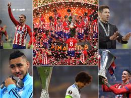 Finalfluch ade: Atletico Madrid strahlt wieder