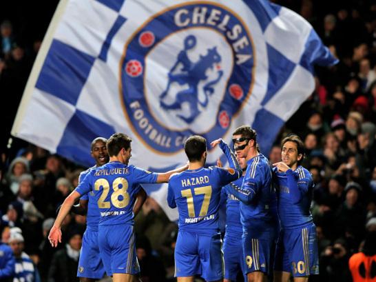 Chelsea zufrieden