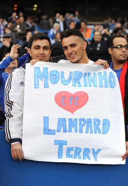 Fans des FC Chelsea