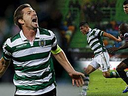 Sporting Lissabon: Alle Silva oder was?