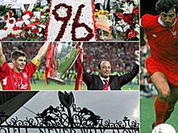 Blau-Wei�, Strandball, Biertreue: 25 Fakten zu Liverpool