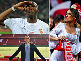 Lacrosse, Gurken und Monchi: 20 Fakten zum FC Sevilla