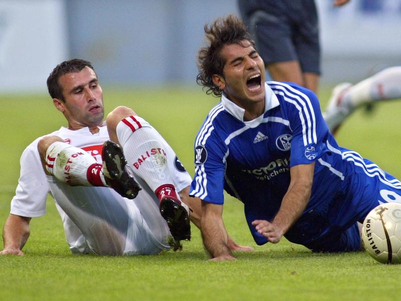 Schalke baut Bilanz gegen französische Klubs aus