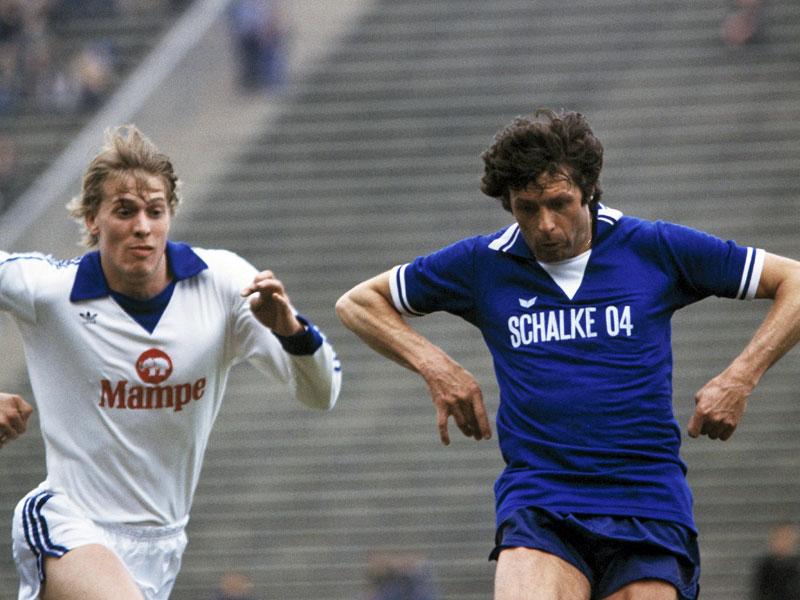 Geluk op: Oranje und Schalke