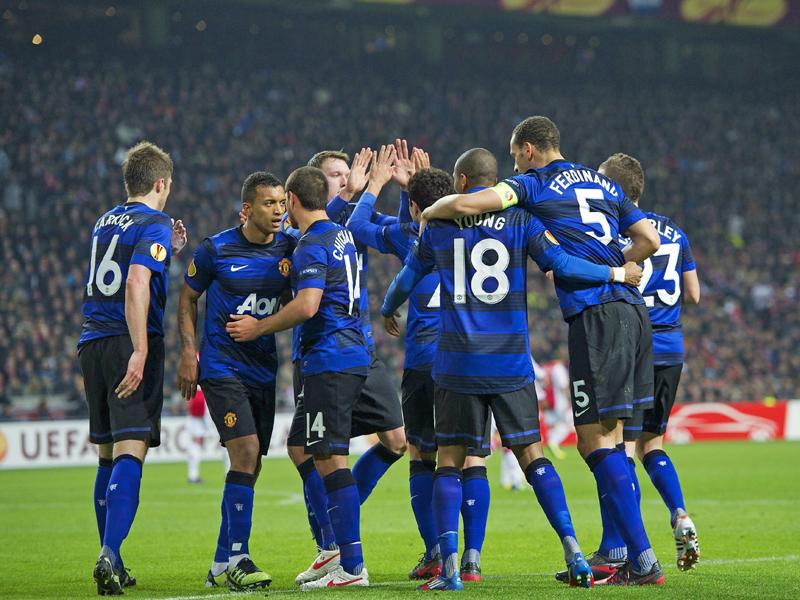 12 Fakten zum Finale Ajax vs. ManUnited