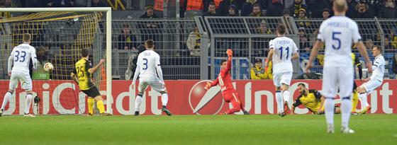 Dortmund vs. Bergamo