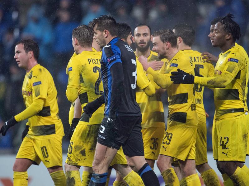 Leipzig trotz Heimpleite im Achtelfinale der Europa League