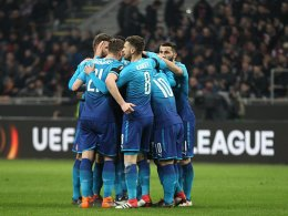 Özils magische Nr. 100: Arsenal siegt in Mailand