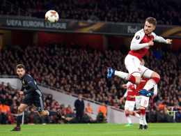 Özil überragt: Arsenal feiert Offensiv-Gala