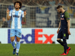 Lazio beendet Salzburgs Europa-Serie