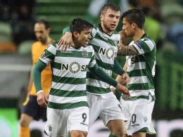 Atletico im Halbfinale: Monteros Tor reicht Sporting nicht