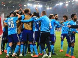 Rolando bringt Marseille ins Finale