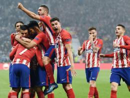 Ausgerechnet Griezmann! Atletico holt den dritten Europa-League-Titel