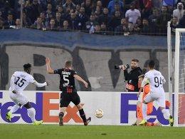 2:3 in Zürich: Leverkusen verschläft erste Hälfte