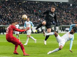 Einbahnstraßenfußball! Eintracht dominiert Marseille