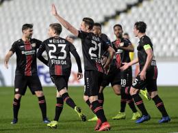 Kohr führt Leverkusen auf Rang eins