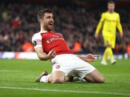 3:0! Überlegenes Arsenal besiegt Baryssau