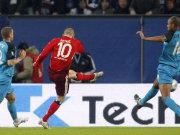 Mladen Petric trifft zum 1:0