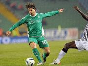 Diego war wieder einmal der Matchwinner für Werder bremen.