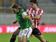 Fußball, Europa League: Torsten Frings machte mit dem 3:1 in der Schlussphase alles klar.