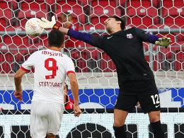 Ibisevic trifft gegen Steaua Bukarest zum 1:0