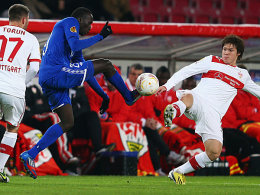 VfB mogelt sich weiter