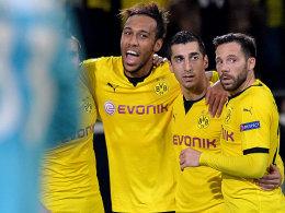 Spielfreudiger BVB vorzeitig weiter