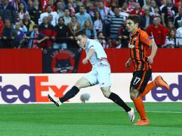 Gameiro schie�t Sevilla nach Basel