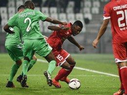 Nur 0:0 - Mainz scheidet aus Europa League aus