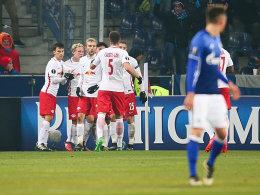 Lazaro und Radosevic beenden Schalkes Serie