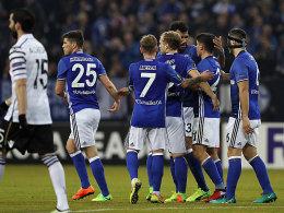Schalke genügt Remis gegen PAOK