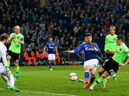 Viergever torpediert die Schalker Aufholjagd