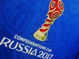 Confed Cup 2017: So läuft's ab