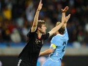 Müllers Tor gegen Uruguay gab den Ausschlag. Nun erhält der Münchner den Goldenen Ball.