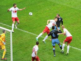 Wayne Rooney köpft England in Warschau in Führung, Lukasz Piszczek kommt zu spät