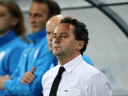 Slavisa Stojanovic ist nicht länger Sloweniens Auswahltrainer.