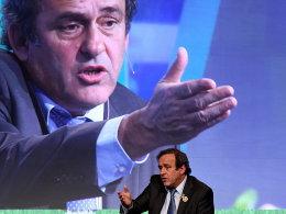 UEFA-Präsident Michel Platini
