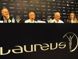 Vicente del Bosque, Sir Bobby Charlton, Franz Beckenbauer