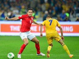 Frank Lampard gegen Andriy Yarmolenko