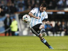 """""""Es wurden über mich und meine Kollegen sehr hässliche Dinge gesagt"""": Argentiniens Superstar Lionel Messi."""