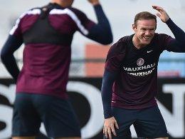 Bereitete sich speziell für Manaus vor: Wayne Rooney.