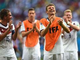 Thomas Müller nach Deutschlands 4:0-Sieg gegen Portugal