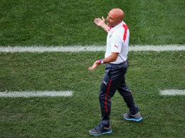 Lästerte über Oranjes Taktik: Chile-Trainer Jorge Sampaoli.