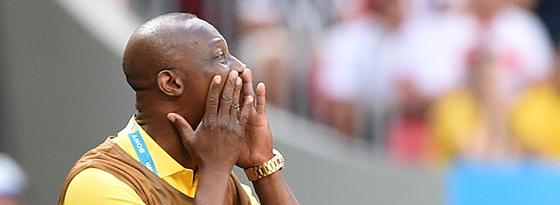 Quo vadis? Die Zukunft von Ghanas Nationalcoach Jammes Kwesi Appiah ist unsicher.