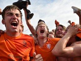 Wo werden die Oranje-Fans den WM-Titel der Niederlande feiern: Amsterdam, Rotterdam oder gar nicht?