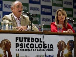 Luiz Felipe Scolari, Regina Brandao (re.)