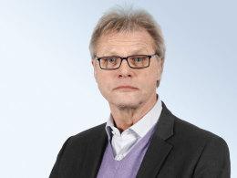 kicker-Reporter Hans-Günter Klemm