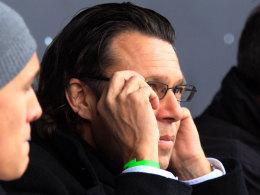 Schaut den Schiedsrichtern auf die Finger. Ex-Referee Urs Meier.